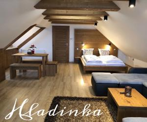 Accommodations - Apartment Hladinka